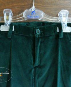 мальчикам зеленые брюки
