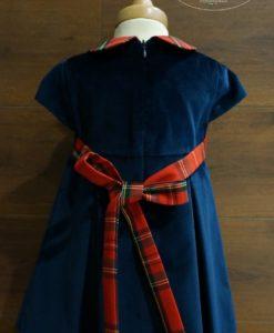 синее платье +для девочки