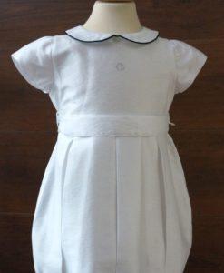 платье для девочки белое